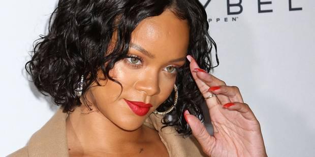 """Rihanna mouche les """"haters"""" qui l'ont attaquée sur son poids - La DH"""