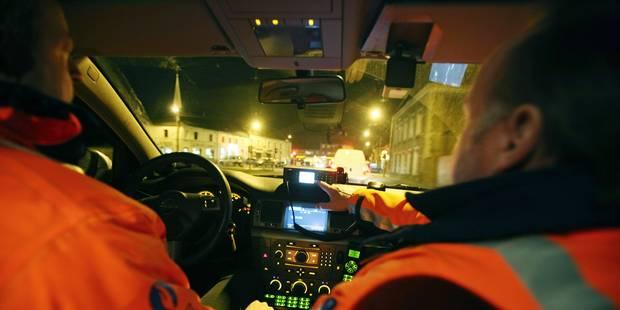 Boussu: Un Montois entame une course-poursuite avec la police - La DH