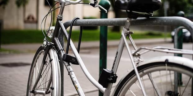 Etterbeek instaure des primes pour des cadenas à vélo - La DH