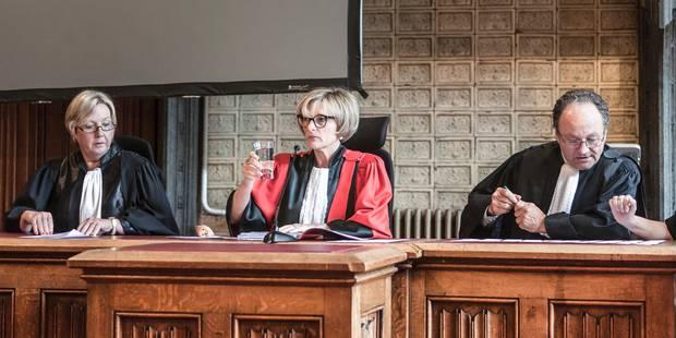 Procès Mosen-Pourbaix à Liège: une agonie relativement prolongée pour Emilie Tyberghein - La DH