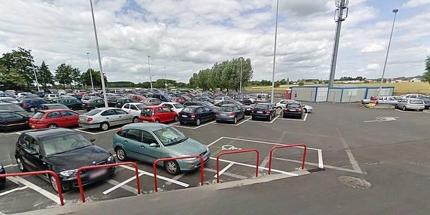 SILLY Feu vert pour l'extension du parking de la gare - La DH