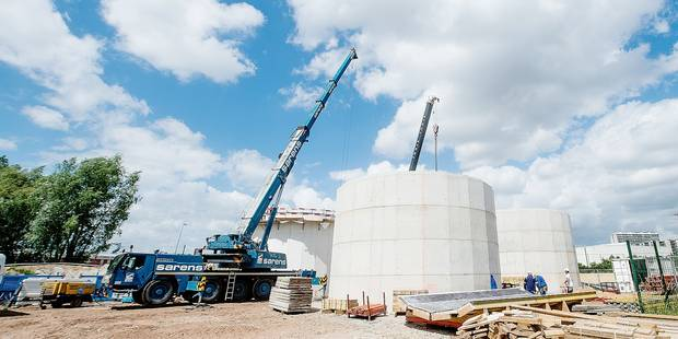 Bruxelles - Uccle: Le chantier visant à l'agrandissement du Nemo 33 avec l'aménagement d'une carrière extérieure nottament, se voit opposer un recours en conseil d'état par la commune de Drogenbos