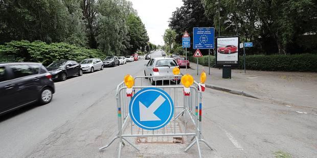 Auderghem : Une signalisation pointée du doigt dans un accident - La DH
