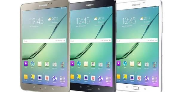 La Samsung Galaxy Tab3, enfin une tablette sexy - La DH