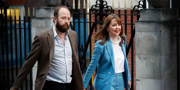 Grande-Bretagne: démission des deux chefs de cabinet de Theresa May - La DH