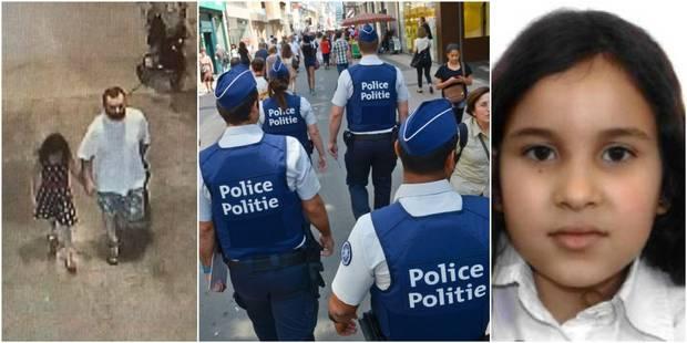 Disparition d'une fillette de 6 ans à Anderlecht: Jihane a été retrouvée vivante, un homme arrêté - La DH