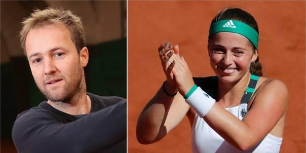 Dérapage de Christophe Rochus lors de la finale Dames de Roland Garros: le CSA saisi de plusieurs plaintes - La DH