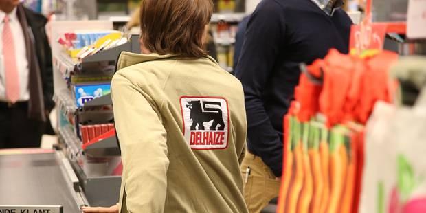 Delhaize fait peau neuve: 120 magasins seront rénovés en 2017 - La DH