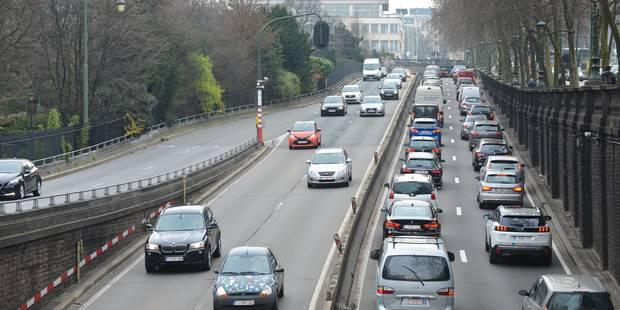 """Des taux """"choquants"""" de pollution mesurés à Bruxelles - La DH"""