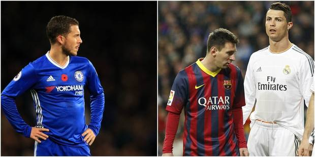 Sept Diables dans le top 100 des joueurs les plus chers, Messi et Ronaldo reculent - La DH