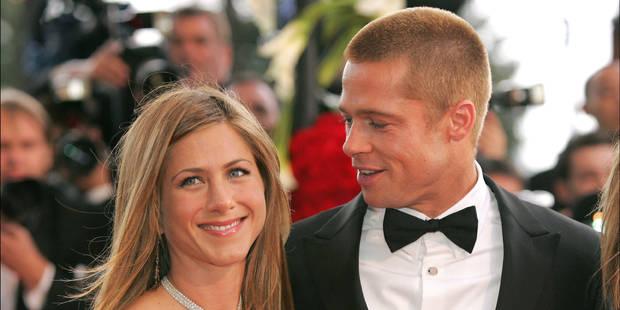 Douze ans plus tard, Brad Pitt s'excuse auprès de Jennifer Aniston - La DH