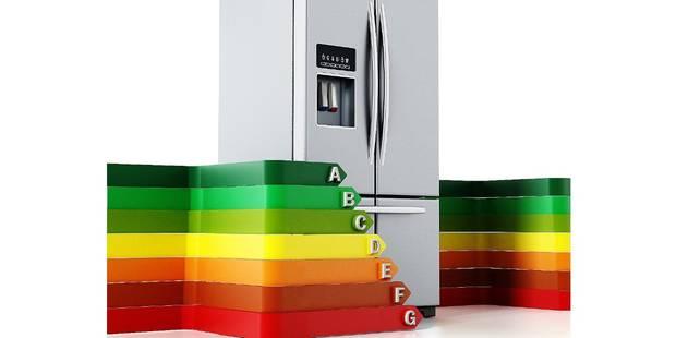 Voici le nouvel étiquetage énergétique (TABLEAU) - La DH