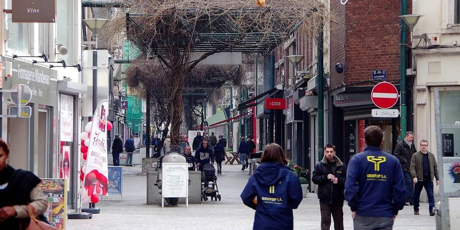 Charleroi: Une prime à l'installation de magasins de quartier à Rive Gauche