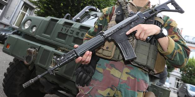 Guerre interne au sein du renseignement militaire belge - La DH