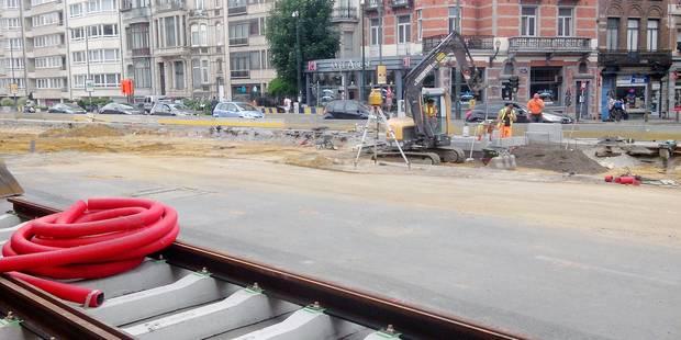 Ixelles : La mobilité en souffrance sur le boulevard Général Jacques - La DH