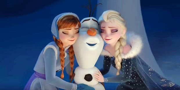 La Reine des neiges (en)chante encore (VIDEO) - La DH