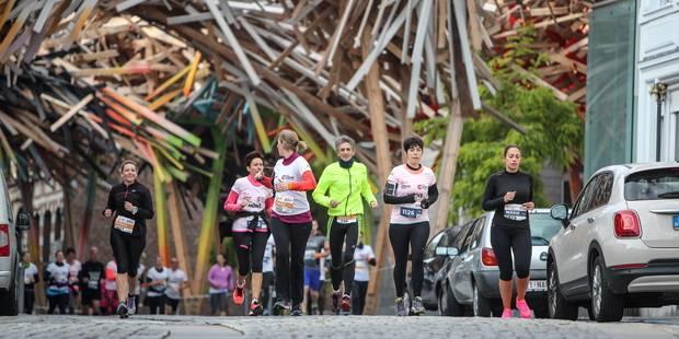 4.000 participants à une expérience unique de course et marche à travers Bruxelles - La DH