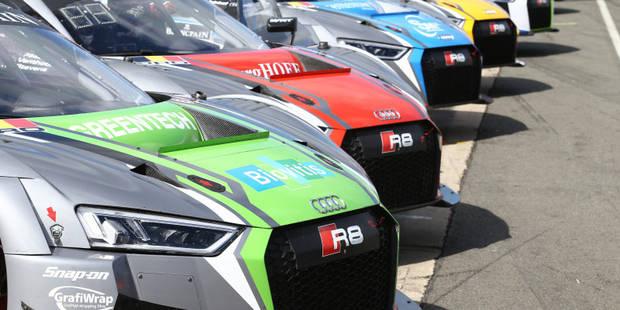 Six Audi pour WRT aux 24H de Spa - La DH