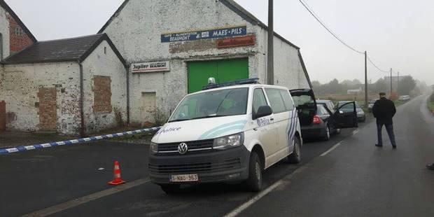 Honnelles: le meurtre de Jean-Claude Libiez reconstitué - La DH