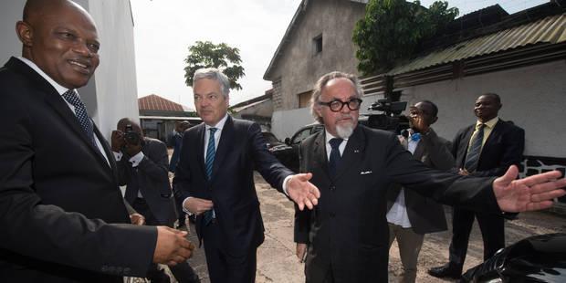 Et si Reynders et Arena étaient bientôt interdits de Congo? Kinshasa y planche sérieusement - La DH
