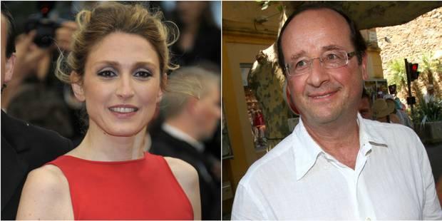 Julie Gayet et François Hollande, ensemble dans un grand Loft de l'est parisien - La DH
