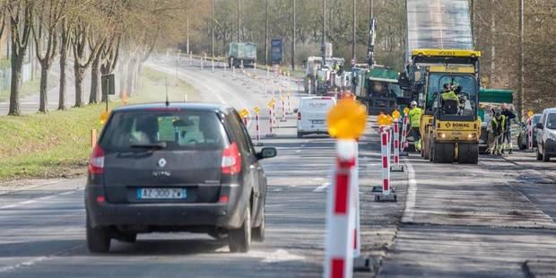Ghlin: Ca roule sur la route de Wallonie - La DH
