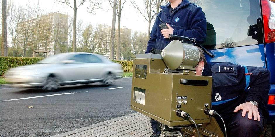 Un Wallon poursuivi pour 10 infractions de roulage commises par un Flamand ! - La DH