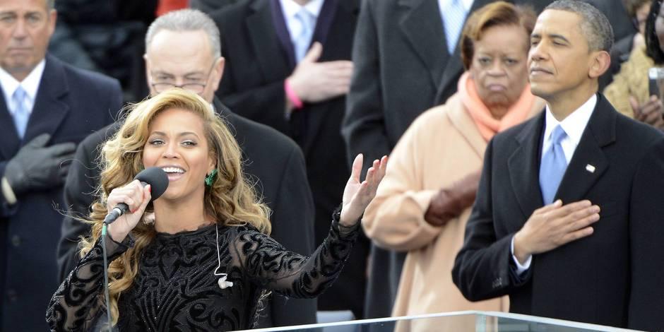 La bourde d'Obama…… qui dévoile le sexe des jumeaux de Beyoncé