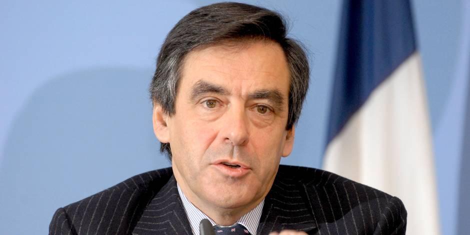 François Fillon dans le