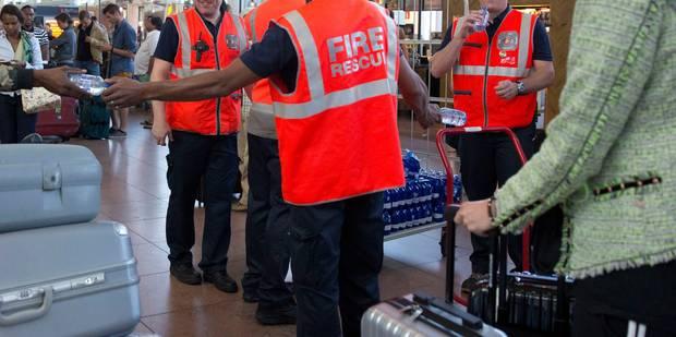Alerte à la bombe à Brussels Airport: les mesures de sécurité levées - La DH