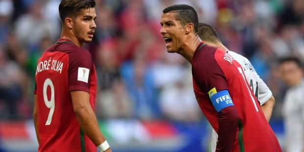 """Ronaldo après le nul du Portugal: """"Pas le résultat que nous voulions"""" - La DH"""