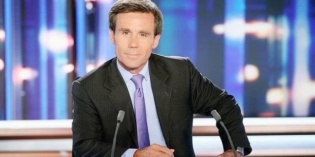 """Ça se confirme: """"David Pujadas va quitter France Télévisions"""" - La DH"""