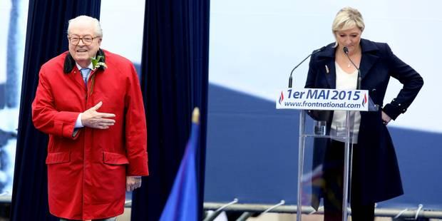 Le Pen vs Le Pen, épisode 278: Jean-Marie demande la démission de sa fille Marine - La DH