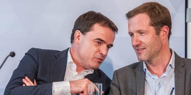 Paul Magnette: ?Lutgen se prenait pour le 9e ministre: il a tenté de retirer des décisions prises par le gouvernement? -...