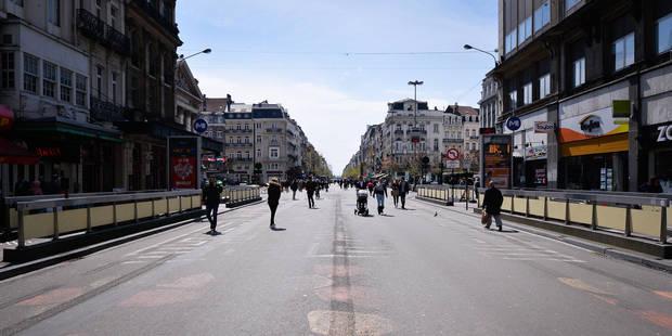 Piétonnier de Bruxelles: La Stib va bientôt pouvoir commander sept midibus électriques - La DH