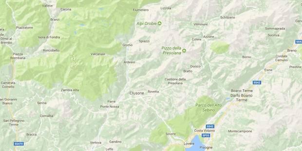 Deux Belges décèdent dans l'accident d'un avion en Italie - La DH