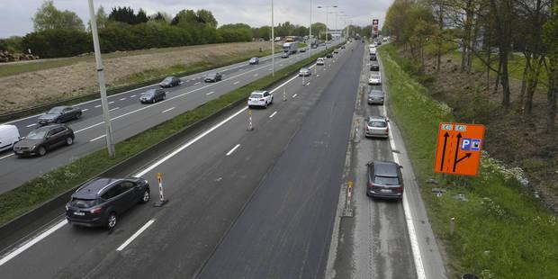 L'autoroute E40 fermée à Liège par la police et les militaires après un accrochage - La DH