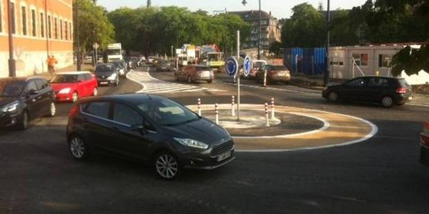 Namur: tout savoir sur les chantiers en cours - La DH