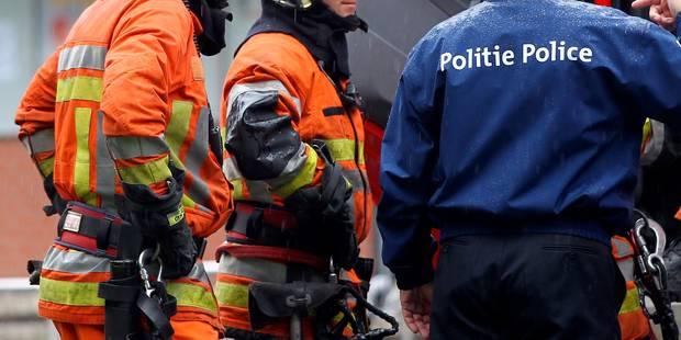 Des pompiers ont vécu un véritable calvaire lors d'un incendie à Nivelles - La DH
