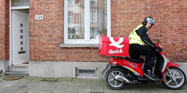 Livraison Quick à domicile: bilan mitigé - La DH