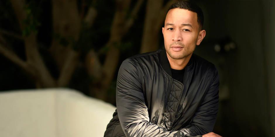 """L'interview exclusive de John Legend: """"Trump est une honte nationale"""" - La DH"""