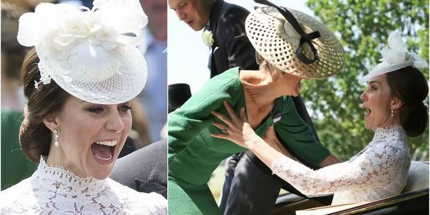 Fous-rires royaux pour le Royal Ascot ! - La DH