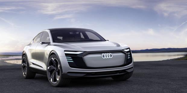 Un deuxième modèle électrique Audi pour Bruxelles! - La DH
