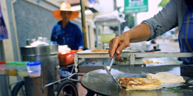 """La fin de la """"street food"""" à Bangkok est proche - La DH"""