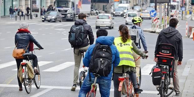 Les cyclistes à l'assaut de la ville ce dimanche - La DH