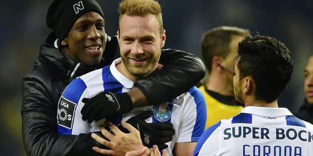 Officiel : Depoitre a signé pour deux ans à Huddersfield - La DH