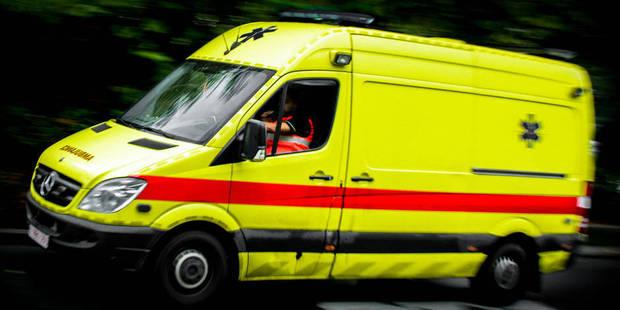 Hesbaye: grave accident sur la route de Hannut à Opheylissem - La DH