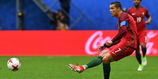 """Le coup de gueule de Ronaldo contre les terrains russes: """"On ne pouvait pas jouer mieux que ça"""" - La DH"""