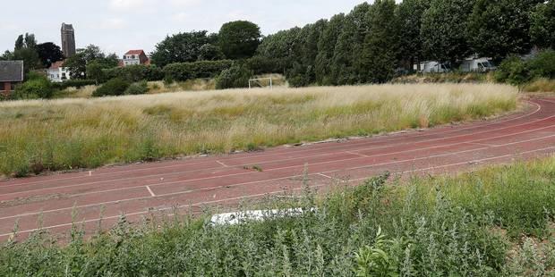 Anderlecht: Un immense complexe sportif totalement laissé à l'abandon - La DH