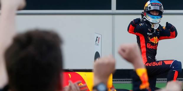 GP d'Azerbaïdjan: Ricciardo s'offre la victoire au terme d'une course folle?, Vandoorne finit 12e - La DH